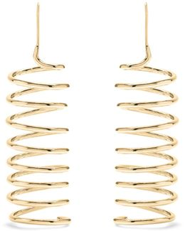 Spiral-shaped Earrings