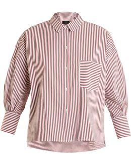 Filmore Striped Cotton Shirt