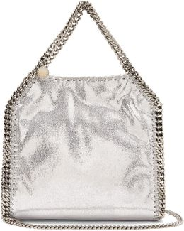 Falabella Faux-suede Mini Cross-body Bag