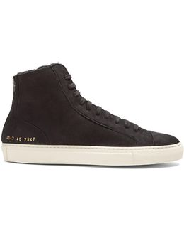 Tournament Mid-top Suede Trainers