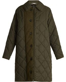 Hazel Oversized Quilted Coat
