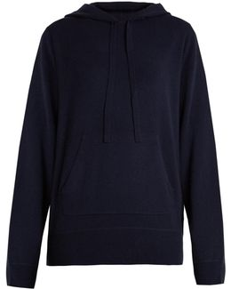 Hooded Wool And Cashmere-blend Sweater