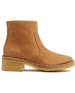 Ariette Nubuck Ankle Boots