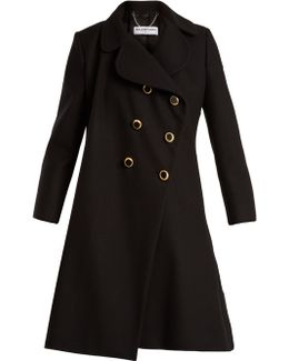 Pulled Feminine Coat