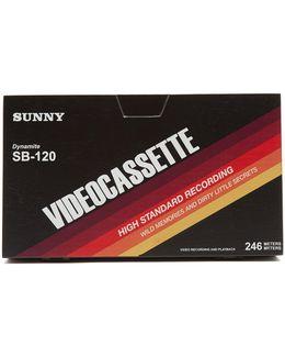 Video Cassette Box Clutch