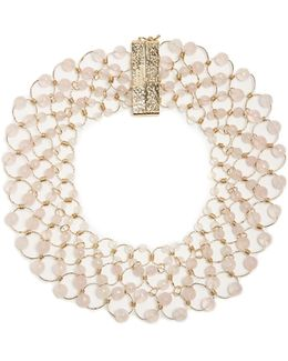 Universo Bead-embellished Necklace