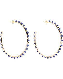 Angola Bead-embellished Earrings