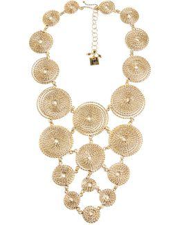 Soffio Spiral Necklace