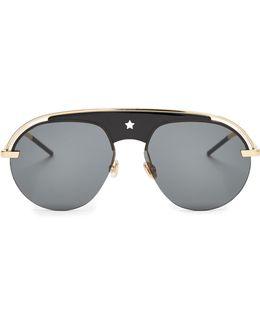 Evolution Aviator Sunglasses