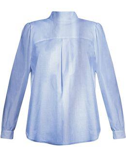 Betta High-neck Shirt