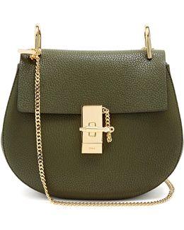 Drew Small Leather Cross-body Bag