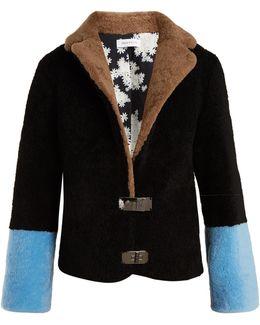 Heidi Shearling Coat