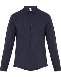 Painter Cotton-piqué Polo Shirt