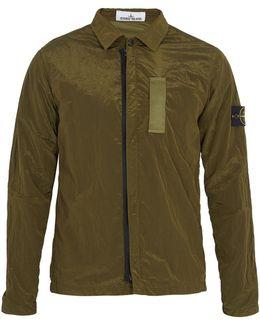 Nylon Zip-fastening Jacket