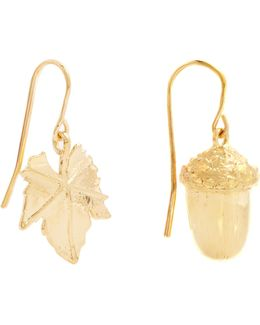 Barbizon Gold-plated Earrings