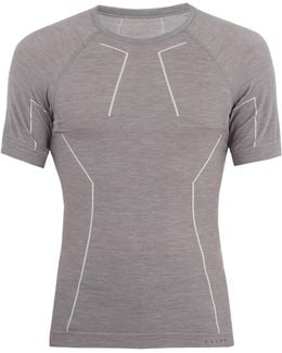 Wool-tech Short-sleeved Thermal T-shirt