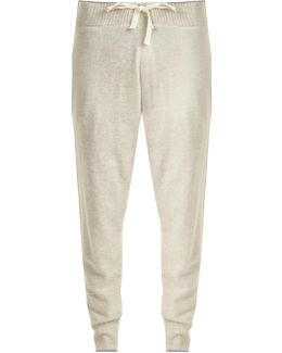 Hailey Cashmere Track Pants