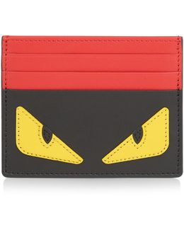 Bag Bugs Leather Cardholder