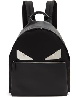 Bag Bugs Leather-panelled Backpack
