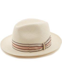 Quito Medium-brim Panama Hat