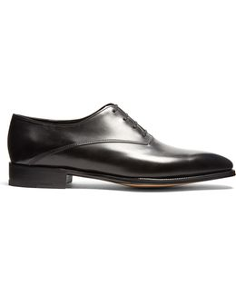 Becketts Leather Oxford Shoes