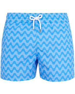 Copacabana Print Swim Shorts