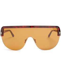 Angus Shield Sunglasses