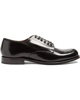 Leo Leather Derby Shoes
