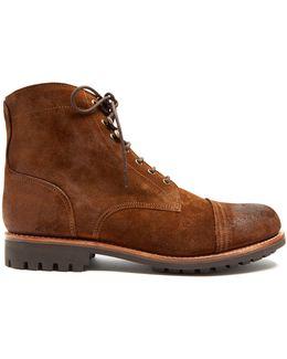 Radley Suede Boots