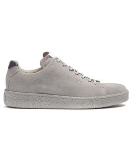Ace Low-top Suede Trainers