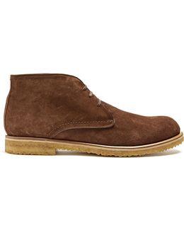 Joshua Suede Boots