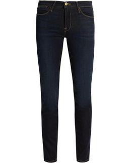 Edgeware High-rise Skinny Jeans