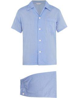 Amalfi Cotton Pyjama Set