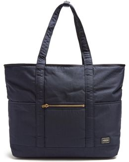 Draft Canvas Tote