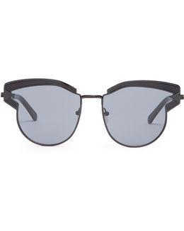 Felipe Cat-eye Sunglasses
