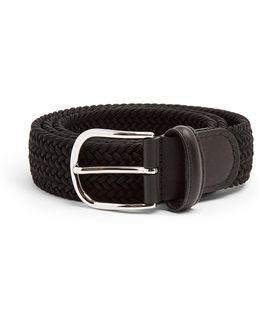 Woven Solid Belt