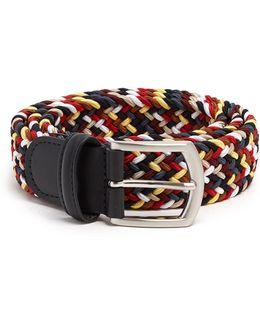 Woven Elasticated Belt