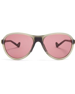 Kaishiro Aviator Performance Sunglasses