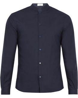 Office Cotton-poplin Shirt