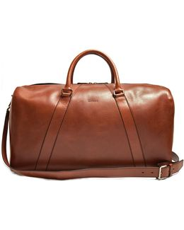 Empire Escape Leather Holdall