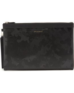Barajas Leather Pouch