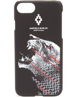 Sham Cheetah-print Iphone® 7 Case