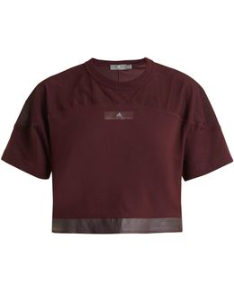 Essentials Mesh-insert Performance T-shirt