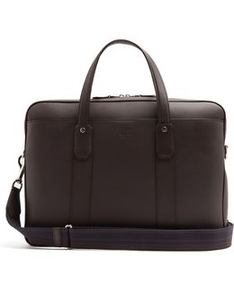 Hampstead Leather Briefcase
