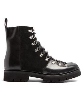 Brady Leather Boots