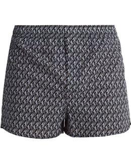 Ledbury Cotton-batiste Boxer Shorts