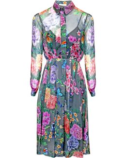 Duchess Garden Shirt Dress