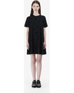 Micro Swallow Babydoll Dress