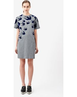 Swallow Signature T-shirt Dress