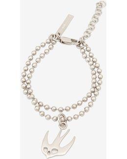 Ball Chain Swallow Bracelet